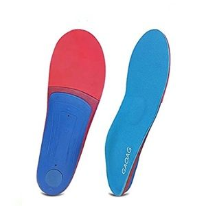 NEW-Shoe Insoles ortho Inserts HighArch /Flat Feet
